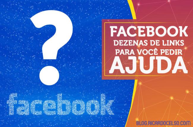 Ajuda do Facebook
